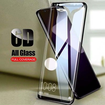 5D/6D Full Cover Tempered Glass Curved Screen Protector For Samsung Galaxy