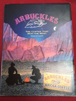 ARBUCKLES, The Coffee that Won the West, Trading Card, Vintage Envelope