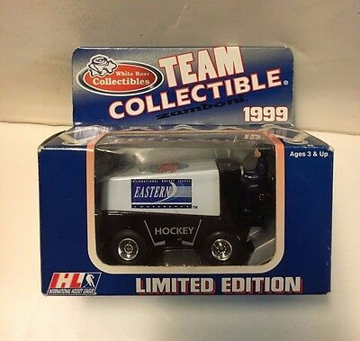 1999 Detroit Vipers Mini Team Zamboni IHL NIB