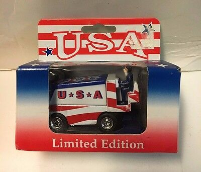 Team USA Mini team Zamboni NIB