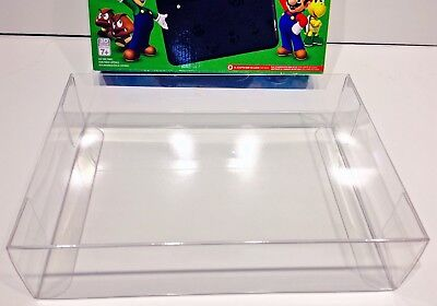 """1 Box Protector Only For """"New"""" 3DS BLACK FRIDAY Console Box   NTSC  Display Case"""