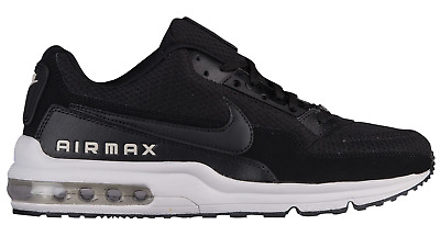 new style 72867 109b3 Neuf pour Homme Nike Air Max Ltd Chaussures Baskets Taille  7 Coloris Noir