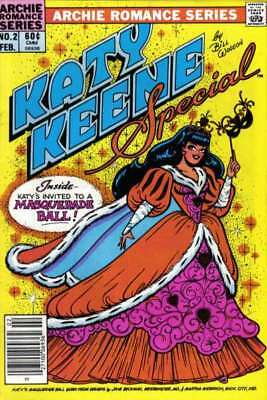 Katy Keene Special #2 in Very Fine condition. Archie comics