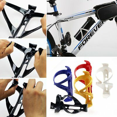 Plastic Water Drink Bottle Rack Holder Bracket Cage For Bicycle Cycling Bike US