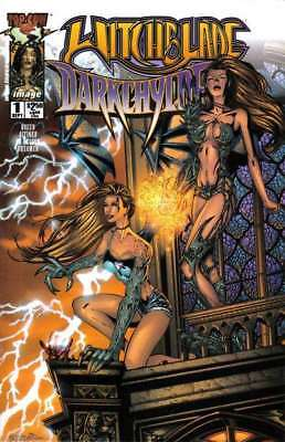 Witchblade (1995 series) Darkchylde #1 in Near Mint condition. Image comics