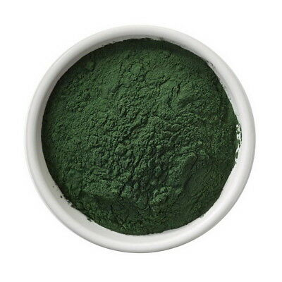100% Pure Organic Chlorella Powder NonGMO Cracked Cell Raw Powerful Superfood