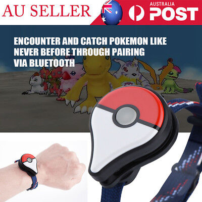 New Nintendo Pokemon Go Plus Bluetooth Bracelet With Clip Support IOS Android AU