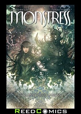 MONSTRESS VOLUME 3 HAVEN GRAPHIC NOVEL New Paperback Collects Issues #13-18