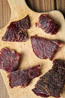 Premium Smoked Beef Jerky - Best You Will Ever Have!