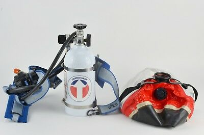 Survivair Panther Self-Contained Breathing Apparatus P/N 995296, P9684, 975081