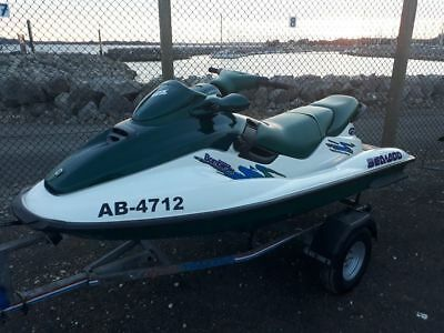 Seadoo GTX 3 Seater Jetski only 85 hours Fueled up and ready to go