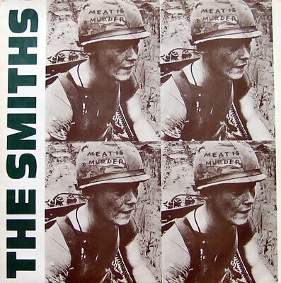 The Smiths Meat Is Murder remastered vinyl LP NEW/SEALED