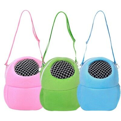 Outdoor Portsble Pets Carrying Bag Breathable Small Hamsters Holder Sholder Bag