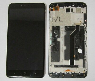 OEM METRO PCS Zte Zmax Pro Z981 Replacement Back Mid Frame