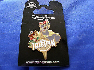 Disney * TALE SPIN * New on Card Character Trading Pin
