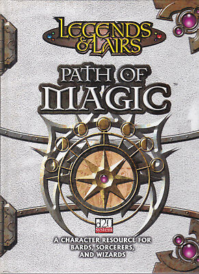 Legends & Lairs d20 System - Path of Magic