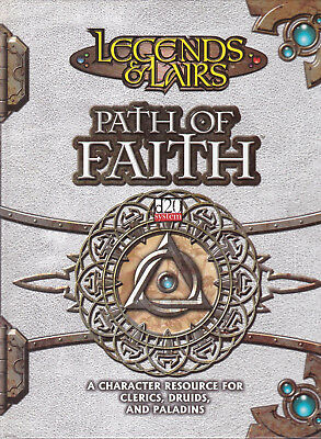 Legends & Lairs d20 System - Path of Faith
