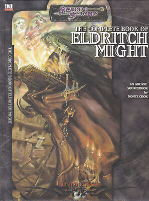 Sword & Sorcery - The Complete Book of Eldritch Might