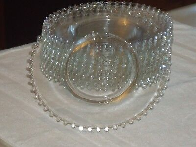 """Candlewick 8 3/4"""" Luncheon Plate (s)"""