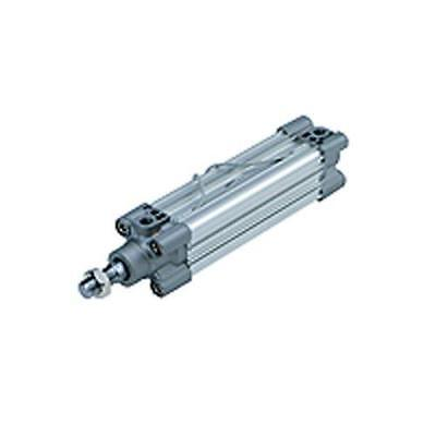 SMC CP96SDB80-90 ISO Cylinder, Double Acting with End of Stroke Cushioning