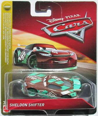 Disney Gen 3 Sheldon Pixar Next Racer Cars Voiture Shifter SpGqVzUM