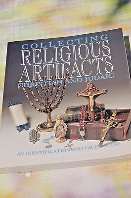 Collecting Religious Artifacts by Penny Forstner and Lael Bower, 1996 Paperback