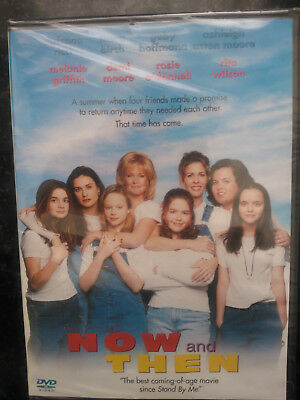 Now and Then DVD Region 1 NEW AND SEALED DEMI MOORE RARE