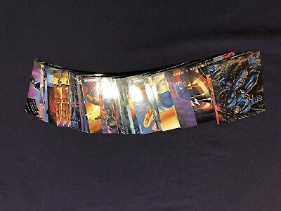 1995 Marvel Masterpieces Singles Base Cards 2 For $.99