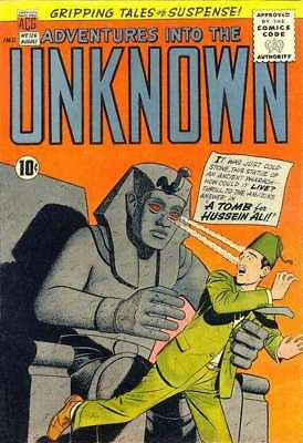 Adventures into the Unknown (1948 series) #126 in VG + cond. American comics