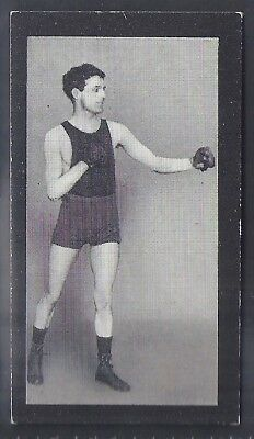 Cohen Weenen-Famous Boxers Boxing (Green Back)-#04- Jim Driscoll