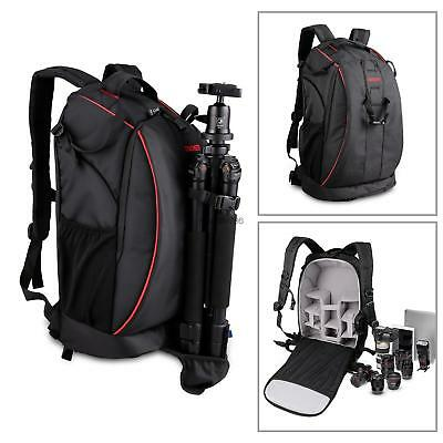 New Waterproof Pro Camera Bag for Pro Camera Large Space Laptop Backpack 01
