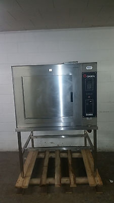Groen Gas Combo Convection Steamer Oven CC20-G Tested 115 Volt