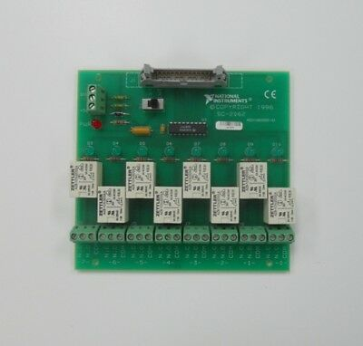National Instruments 180935C-01 Interface Board PCB SC-2062