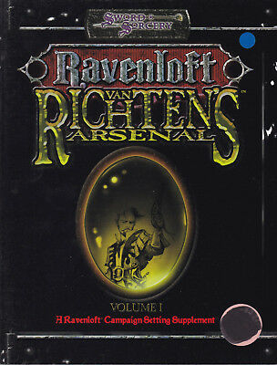 Sword & Sorcery - Ravenloft Volume 1: Van Richtens Arsenal