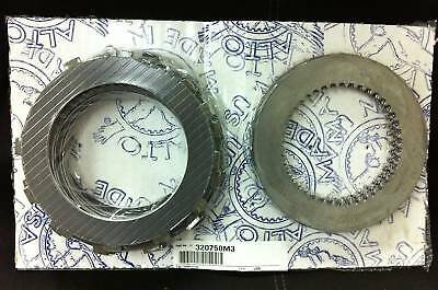"Alto Replacement Clutch Plates Set for All Ultima 3.35"" Open Belt Drives"