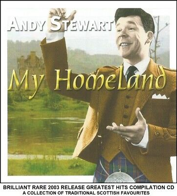 Andy Stewart - A Very Best Greatest Hits Collection - Scottish Favourites CD