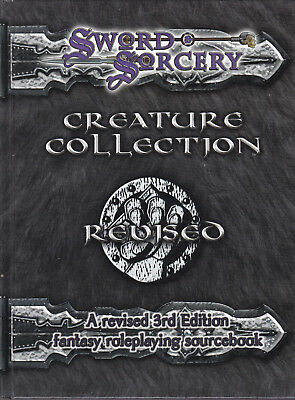 Sword & Sorcery - Creature Collection. Revised