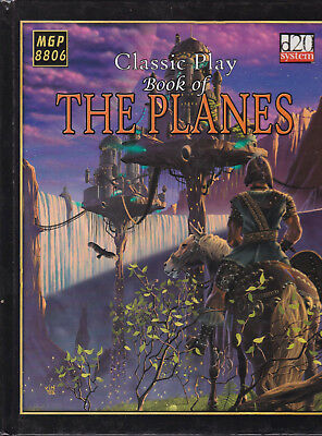 d20 System - Classic Book of The Planes