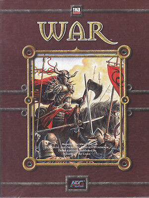d20 System - War. God - King - Country. Supplement for D&D 3rd Edition
