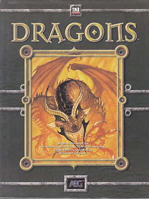 d20 System - Dragons. Myth - Wonder - Awe. Supplement for D&D 3rd Edition