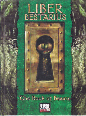 d20 System - Liber Bestarius. The Book of Beasts