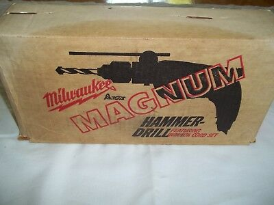 Milwaukee 2 -Speed Magnum Drill