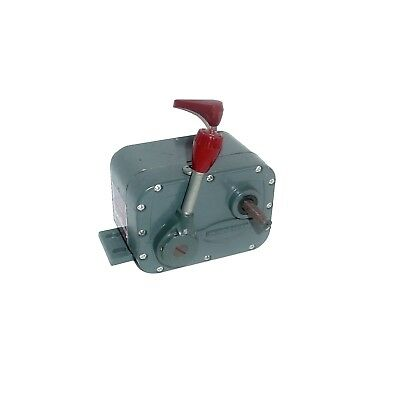 Zero-Max E3 Drive Power Block Gear Box Variable Speed Reversible Reducer