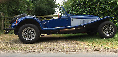 Marlin Roadster classic kit car Ford engine