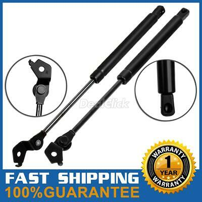 Two 4217L-R Gas Charged Lift Supports Struts For 91-1996 Toyota Camry Front Hood