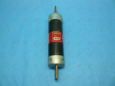 Bussmann FRS-200 Time-delay Fuse Class K9 300 Amps 600 VAC/300 VDC Tested