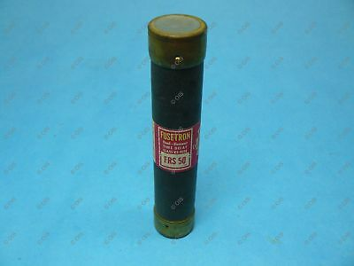 Bussmann FRS-50 Time-delay Fuse Class K5 50 Amps 600 VAC New