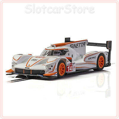 """Scalextric C3373_d Dodge Challenger """"Fast And The Furious Orange"""" 1:32 Auto DPR"""