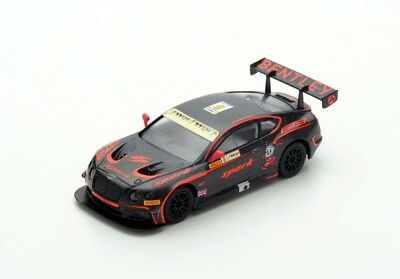 Spark 1/64 Bentley Continental GT3 #8 Macau GT 2015 DIECAST BODY REPLICA Y104