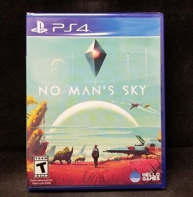 No Man's Sky (Sony PlayStation 4, 2016) BRAND NEW